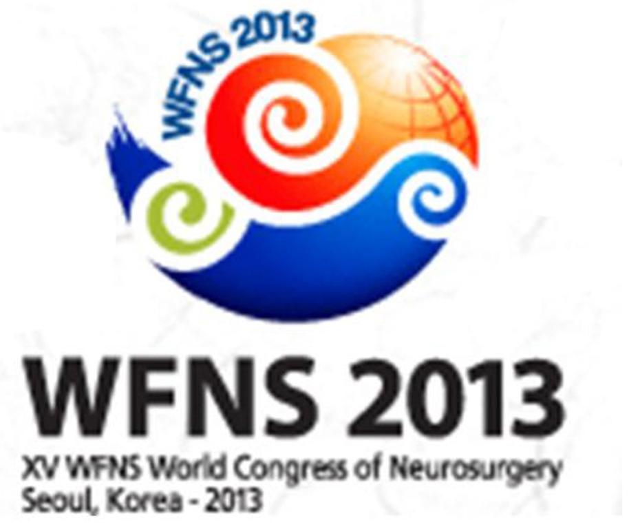 Logo Svetskog neurohirurskog kongresa u Seulu.jpg