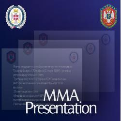 MMA Presentation
